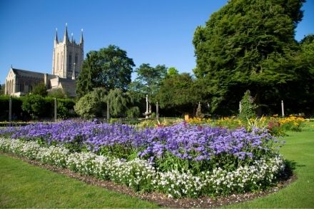 Gardens & Cathedral