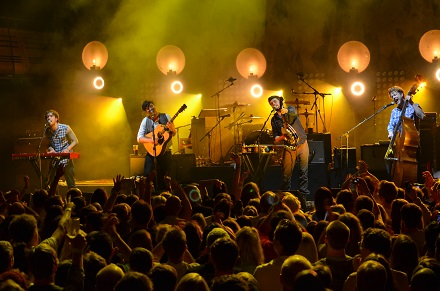 Mumford and Sons at The Apex